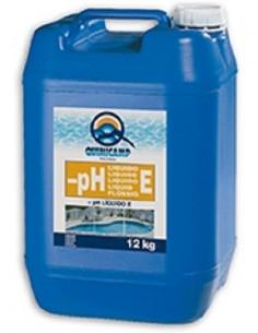 Quimicamp 6KG PH-PH redutor