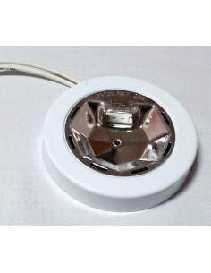 Plafón superficie blanco para bombillas G4 o bipin