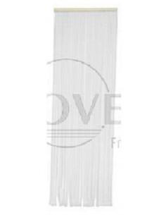 Cortina de tejido transparente 54 x 1.70 cm