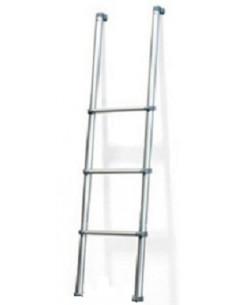 Escalera de aluminio para interior 111 cm