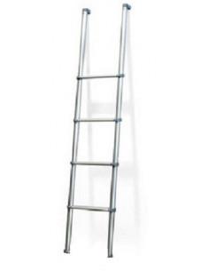 Aluminiumtreppe für Innenraum 129cm