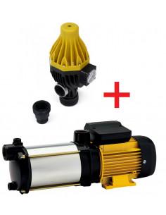 Pumpe + Druckschalter ESPA Prisma PDS 3-100 1CV Einphasig