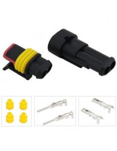 Wasserdichter 2-Draht-Spleißverbinder