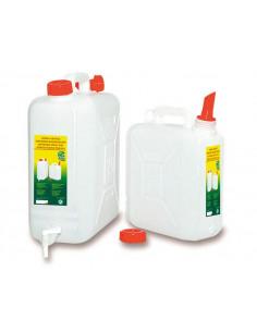 Depósito de agua de polietileno, 10L Brunner
