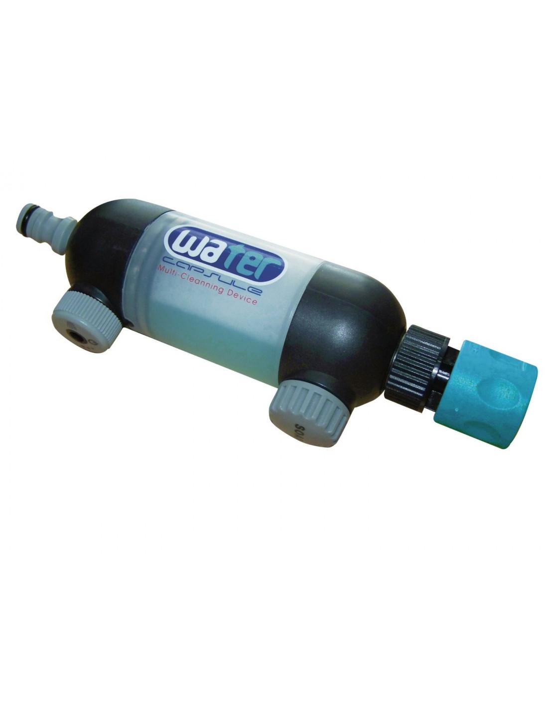 Difusor mezclador jab n y agua para manguera arvise for Mezclador agua para ducha