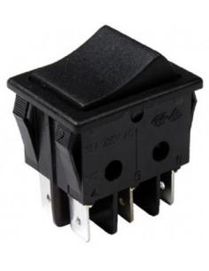 Interruptor basculante Ancho 2P 2C