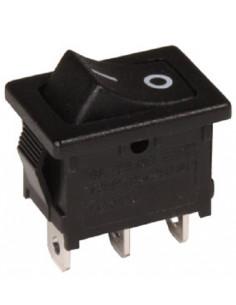 Conmutador basculante mini 2P 1C