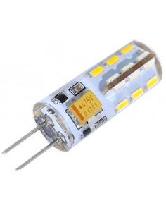 Bombilla LED G4 Silicona 12V 2W