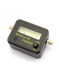 Localizador de satélites