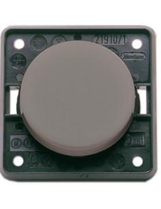 Botão cinzento / interruptor