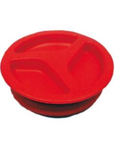 Tapón para depósito / tanque a rosca con 15cm Ø