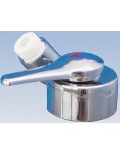 Tap avec bouton rotatif et micro-interrupteurs