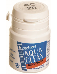 Desinfectante purificador de agua potable Aqua Clean AC20