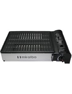 Gril à gaz. Miralba MC-320