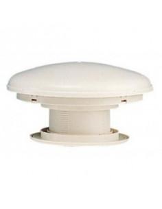 Aérateur circulaire en plastique beige