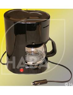 Cafetera 6 tazas  Haba 12V 170 W