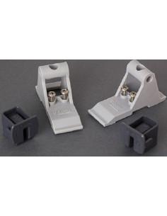 Kit de fixation pour barre et coffret latéral. F45Ti / S Fiamma