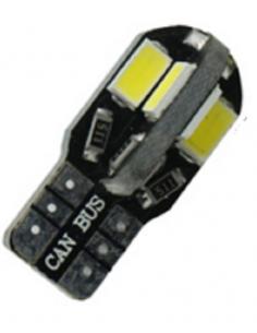 Bombilla LED T10 W5W 12v Canbus