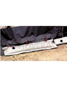 Canvas- / PVC-Tasche zum Befestigen von 1,5 Metern.