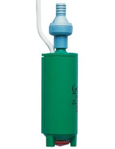 Tauchwasserpumpe 14 Liter pro Minute bei 12 Volt.