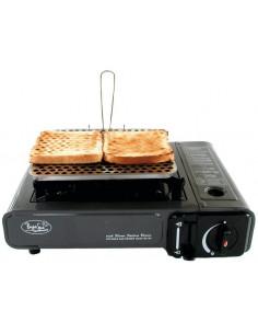 Toaster mit Klappgriff