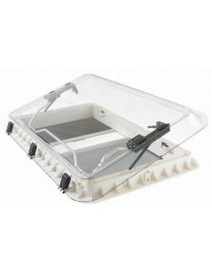 Dometic Heki 2 960x655mm clarabóia. Para espessura do teto de 25 a 32 mm