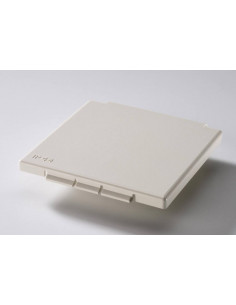 Abdeckung für CEE-Buchse - 100x100mm