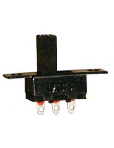 Conmutador deslizante de 2 puertos y un circuito