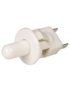 Druckknopf für Türeinbau mit 2,5 A und 250 V
