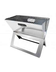 Barbecue pliant portable