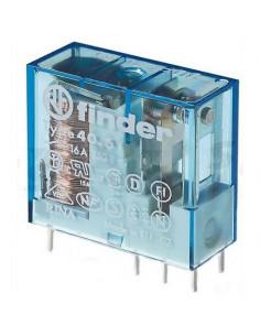 Rele Finder 12V DC 8A de 2 contactos