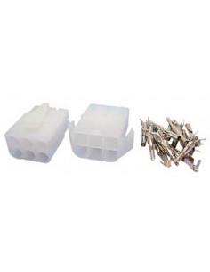 6,2 mm 2x3-poliger Steckersatz