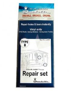 Trousse de réparation de toit, auvent et fenêtres à jupe