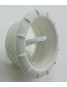 Boca salida de ventilación para tubos Truma 65-72mm blanco
