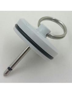 Tapón con varilla de fijación de 30mm