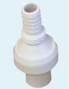 Válvula antirretorno para salida de bomba sumergible