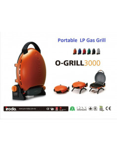 Barbecue portable OGrill 3000