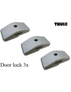 Triple cerradura Door lock 3x THULE