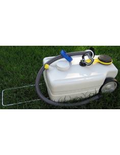 Depósito para aguas sucias de 25 litros COMET