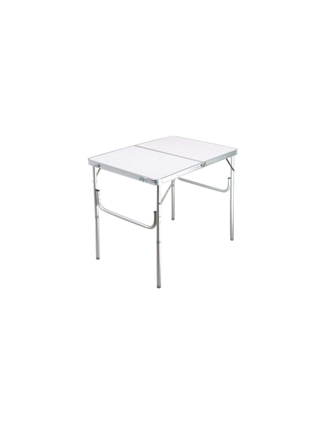 Mesa maleta luxus plegable 90 x 60 cm camp4 tienda de for Mesa plegable camping