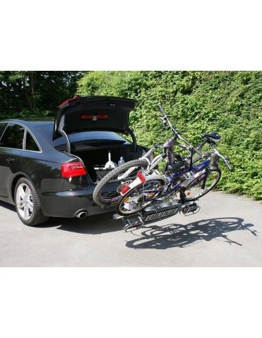 portabicicletas para bola de remolque eufab carlo plus para dos bicicletas tienda de camping. Black Bedroom Furniture Sets. Home Design Ideas