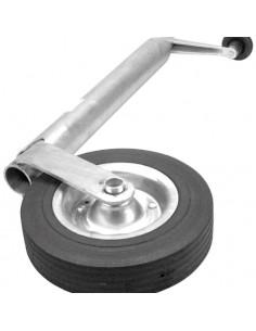 Suporte telescópico para jockey wheel 260x80mm