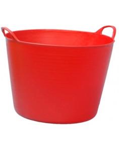 Carrossel redonda e flexível de 26 litros
