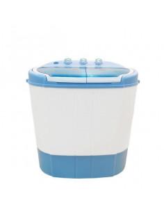 Lavadora y centrifugadora de 3,5kg 250w