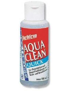 Aqua Água potável limpa purificante desinfetante. Efeito rápido.