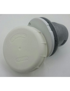 Tapa de protección para chimenea de gas Truma