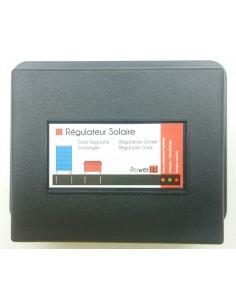 Controlador de controlador solar lib