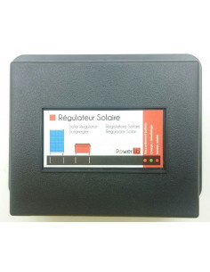 Regulador controlador solar Power lib´ PWM 160W