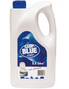 Líquido WC biodegradable Camp Blue Stimex 2.5 litros