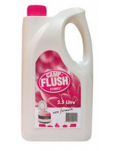 Líquido WC biodegradável Acampamento Flush Stimex 2,5 litros
